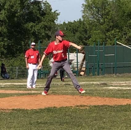 Panthers enter UIL baseball