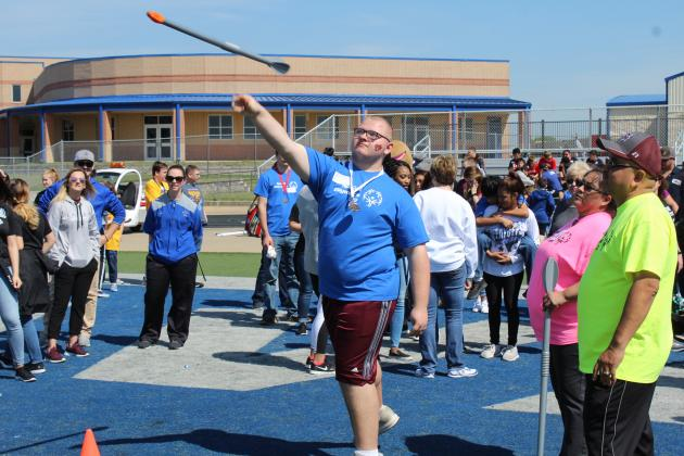 11th annual Special Olympics