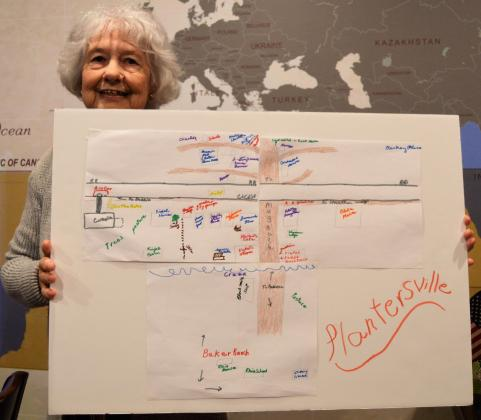 Mock recalls life in early Plantersville